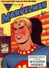 Cover for Marvelman (L. Miller & Son, 1954 series) #98