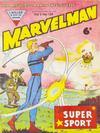 Cover for Marvelman (L. Miller & Son, 1954 series) #124