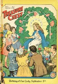 Cover Thumbnail for Treasure Chest of Fun and Fact (George A. Pflaum, 1946 series) #v2#1 [7]