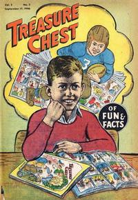 Cover Thumbnail for Treasure Chest of Fun and Fact (George A. Pflaum, 1946 series) #v2#2 [8]