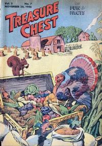 Cover Thumbnail for Treasure Chest of Fun and Fact (George A. Pflaum, 1946 series) #v2#7 [13]