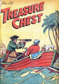 Cover Thumbnail for Treasure Chest of Fun and Fact (George A. Pflaum, 1946 series) #v2#11 [17]