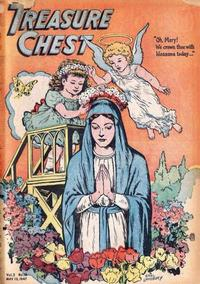 Cover Thumbnail for Treasure Chest of Fun and Fact (George A. Pflaum, 1946 series) #v2#19 [25]