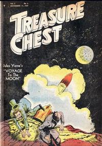 Cover Thumbnail for Treasure Chest of Fun and Fact (George A. Pflaum, 1946 series) #v3#6 [32]