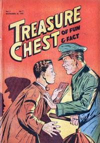 Cover Thumbnail for Treasure Chest of Fun and Fact (George A. Pflaum, 1946 series) #v3#7 [33]