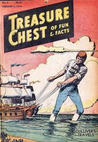 Cover Thumbnail for Treasure Chest of Fun and Fact (George A. Pflaum, 1946 series) #v3#12 [38]