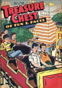 Cover Thumbnail for Treasure Chest of Fun and Fact (George A. Pflaum, 1946 series) #v3#20 [46]