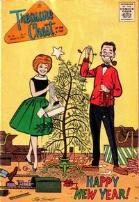 Cover Thumbnail for Treasure Chest of Fun and Fact (George A. Pflaum, 1946 series) #v18#9 [335]