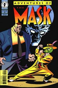 Cover Thumbnail for Adventures of the Mask (Dark Horse, 1996 series) #2