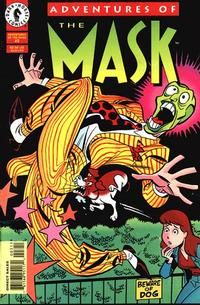Cover Thumbnail for Adventures of the Mask (Dark Horse, 1996 series) #3