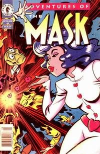 Cover Thumbnail for Adventures of the Mask (Dark Horse, 1996 series) #4