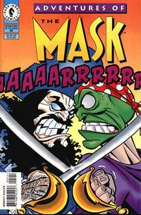 Cover Thumbnail for Adventures of the Mask (Dark Horse, 1996 series) #5
