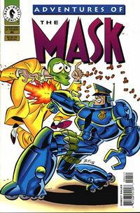 Cover Thumbnail for Adventures of the Mask (Dark Horse, 1996 series) #6