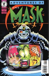 Cover Thumbnail for Adventures of the Mask (Dark Horse, 1996 series) #7