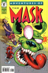 Cover Thumbnail for Adventures of the Mask (Dark Horse, 1996 series) #8