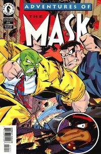 Cover Thumbnail for Adventures of the Mask (Dark Horse, 1996 series) #10