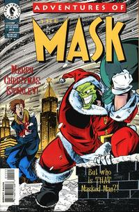 Cover Thumbnail for Adventures of the Mask (Dark Horse, 1996 series) #11