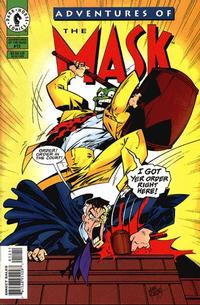 Cover Thumbnail for Adventures of the Mask (Dark Horse, 1996 series) #12