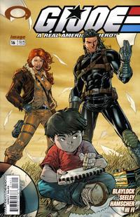 Cover Thumbnail for G.I. Joe (Image, 2001 series) #16 [Direct Sales]