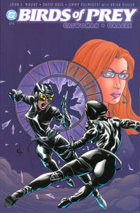Cover Thumbnail for Birds of Prey: Catwoman / Oracle (DC, 2003 series) #2