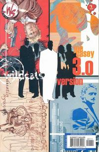 Cover Thumbnail for Wildcats Version 3.0 (DC, 2002 series) #1 [Cover A Variant]