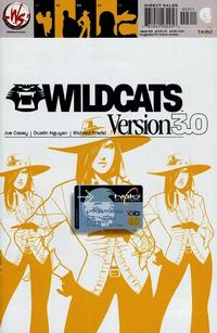 Cover Thumbnail for Wildcats Version 3.0 (DC, 2002 series) #3