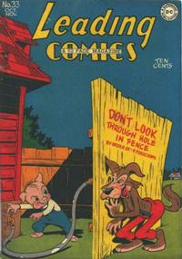 Cover Thumbnail for Leading Comics (DC, 1941 series) #33
