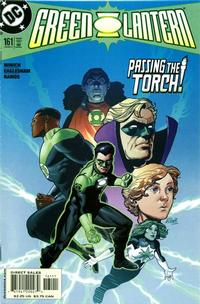 Cover Thumbnail for Green Lantern (DC, 1990 series) #161 [Direct Sales]