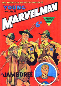 Cover Thumbnail for Young Marvelman (L. Miller & Son, 1954 series) #98