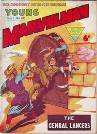 Cover Thumbnail for Young Marvelman (L. Miller & Son, 1954 series) #99