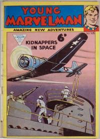 Cover Thumbnail for Young Marvelman (L. Miller & Son, 1954 series) #322