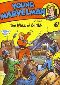 Cover Thumbnail for Young Marvelman (L. Miller & Son, 1954 series) #342