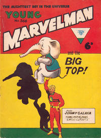Cover Thumbnail for Young Marvelman (L. Miller & Son, 1954 series) #366