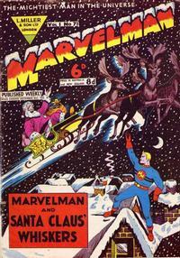 Cover Thumbnail for Marvelman (L. Miller & Son, 1954 series) #71