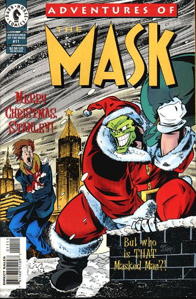 Cover for Adventures of the Mask (Dark Horse, 1996 series) #11
