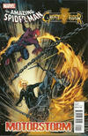 Cover Thumbnail for Amazing Spider-Man/Ghost Rider: Motorstorm (2011 series)