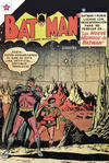 Cover for Batman (Editorial Novaro, 1954 series) #12