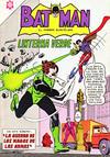 Cover for Batman (Editorial Novaro, 1954 series) #249