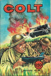 Cover for Colt (Edi-Europ, 1966 series) #13