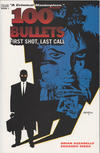 Cover for 100 Bullets (DC, 2000 series) #1 - First Shot, Last Call [Third Printing]
