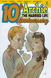 Cover for Archie: The Married Life - 10th Anniversary (Archie, 2019 series) #5 [Cover B]