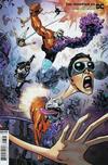 Cover Thumbnail for The Terrifics (2018 series) #23 [Gabriel Hardman Cover]