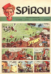 Cover for Spirou (Dupuis, 1947 series) #573