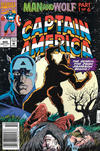 Cover Thumbnail for Captain America (1968 series) #402 [Australian]