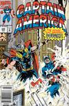 Cover Thumbnail for Captain America (1968 series) #395 [Australian]