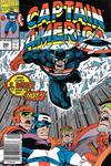 Cover Thumbnail for Captain America (1968 series) #386 [Australian]