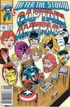 Cover Thumbnail for Captain America (1968 series) #401 [Australian]