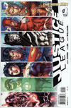 Cover for Justice League (DC, 2011 series) #1 [Eighth Printing]