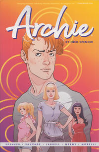 Cover Thumbnail for Archie by Nick Spencer (Archie, 2019 series) #1