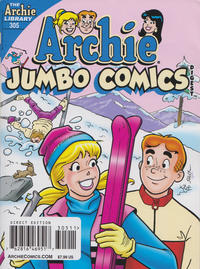 Cover Thumbnail for Archie (Jumbo Comics) Double Digest (Archie, 2011 series) #305
